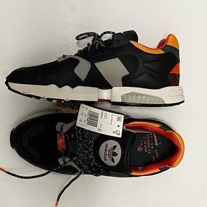 Adidas ZX Torison Core Black Men's New Sz 10.5